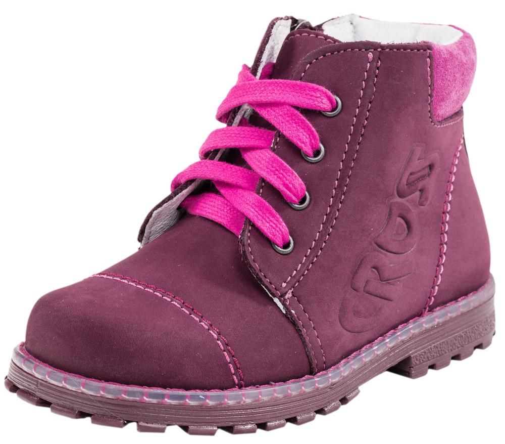 Детские ботинки и сапожки (кожподкладка) Kotf-352094-26