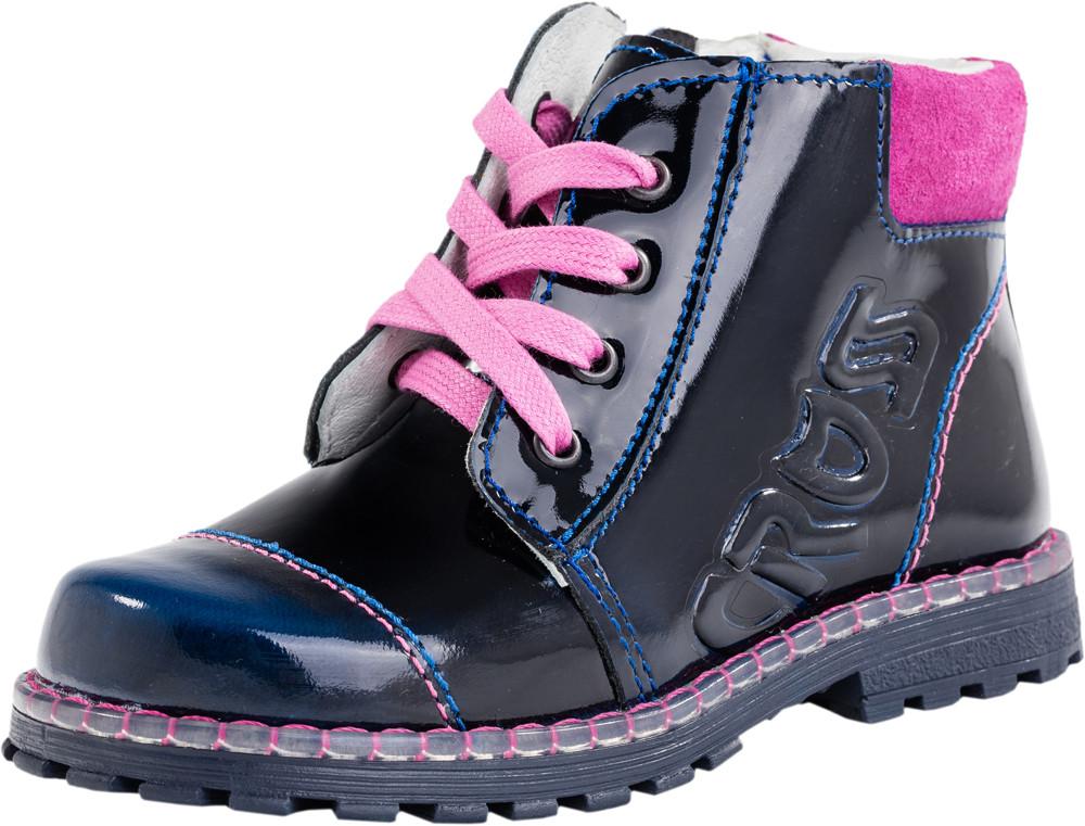 Детские ботинки и сапожки (кожподкладка) Kotf-352094-28