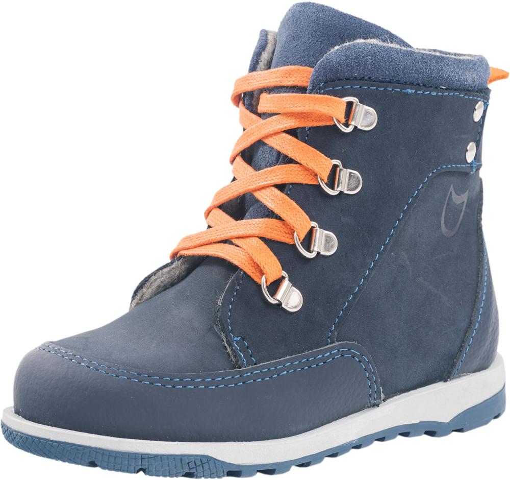 Детские ботинки и сапожки (байка) Kotf-352107-34