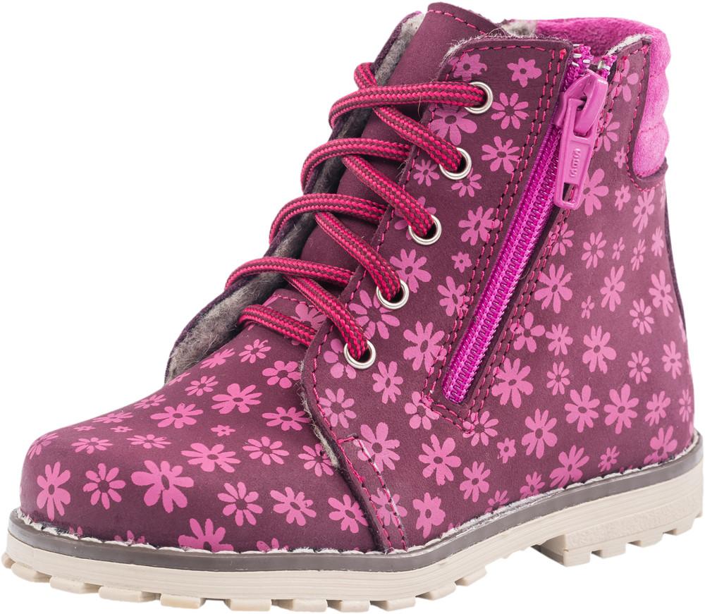 Детские ботинки и сапожки (байка) Kotf-352116-34