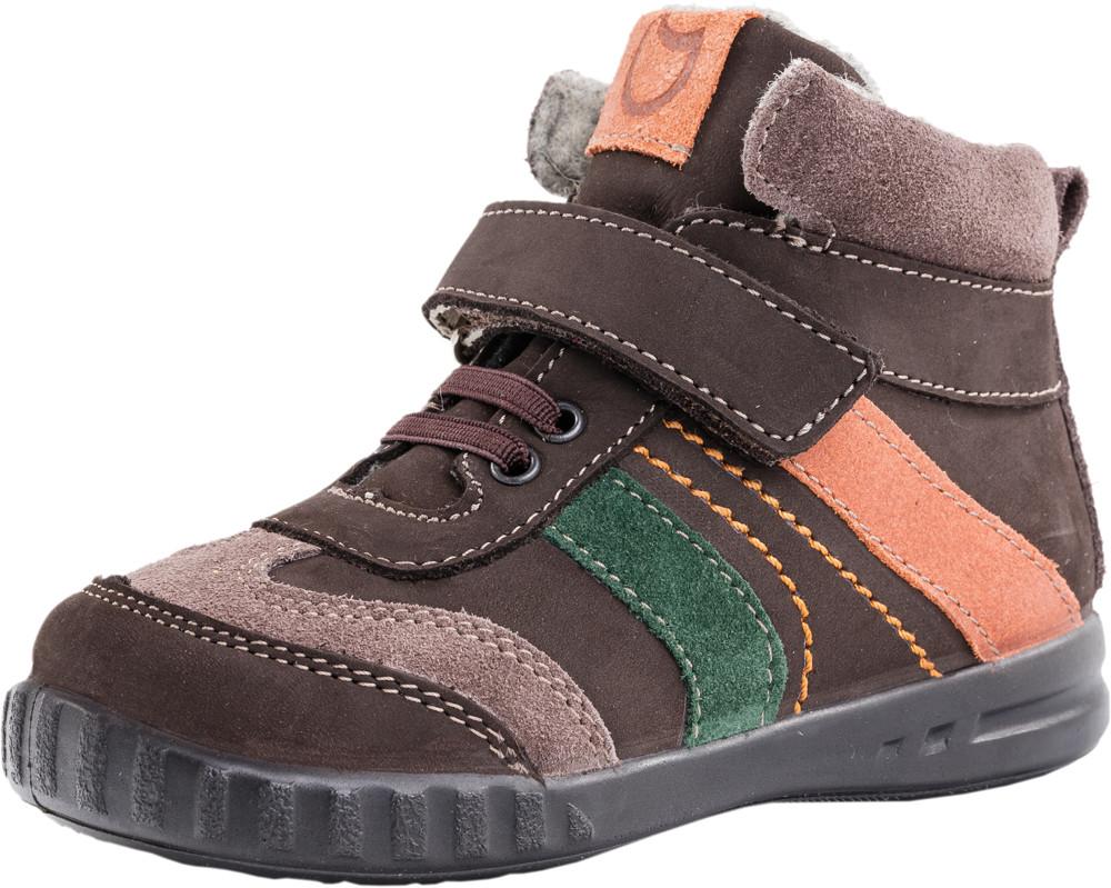 Детские ботинки и сапожки (байка) Kotf-352133-32