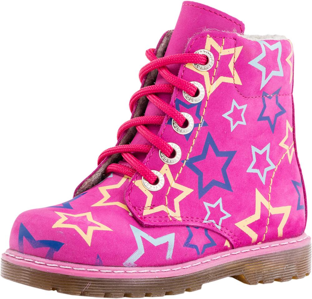 Детские ботинки и сапожки (байка) Kotf-352140-32