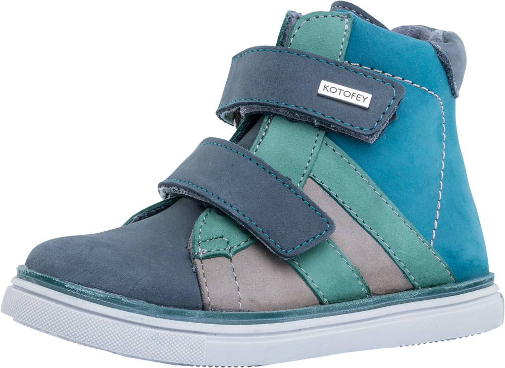Детские ботинки и сапожки (байка) Kotf-352144-32