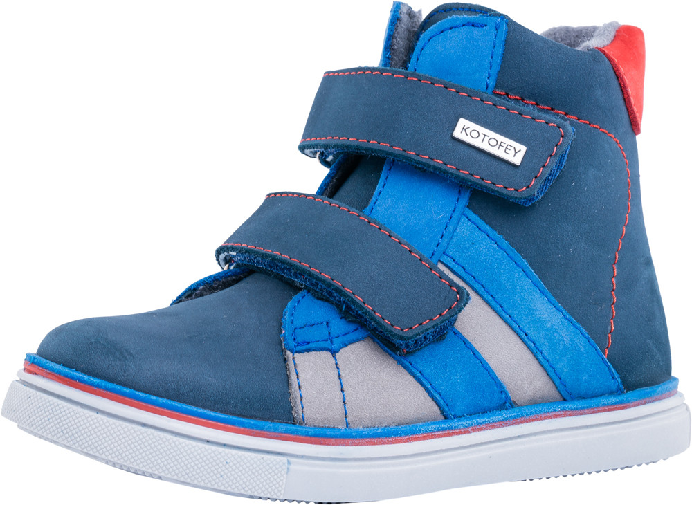 Детские ботинки и сапожки (байка) Kotf-352144-33