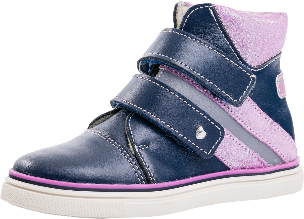Детские ботинки и сапожки (байка) Kotf-352145-33