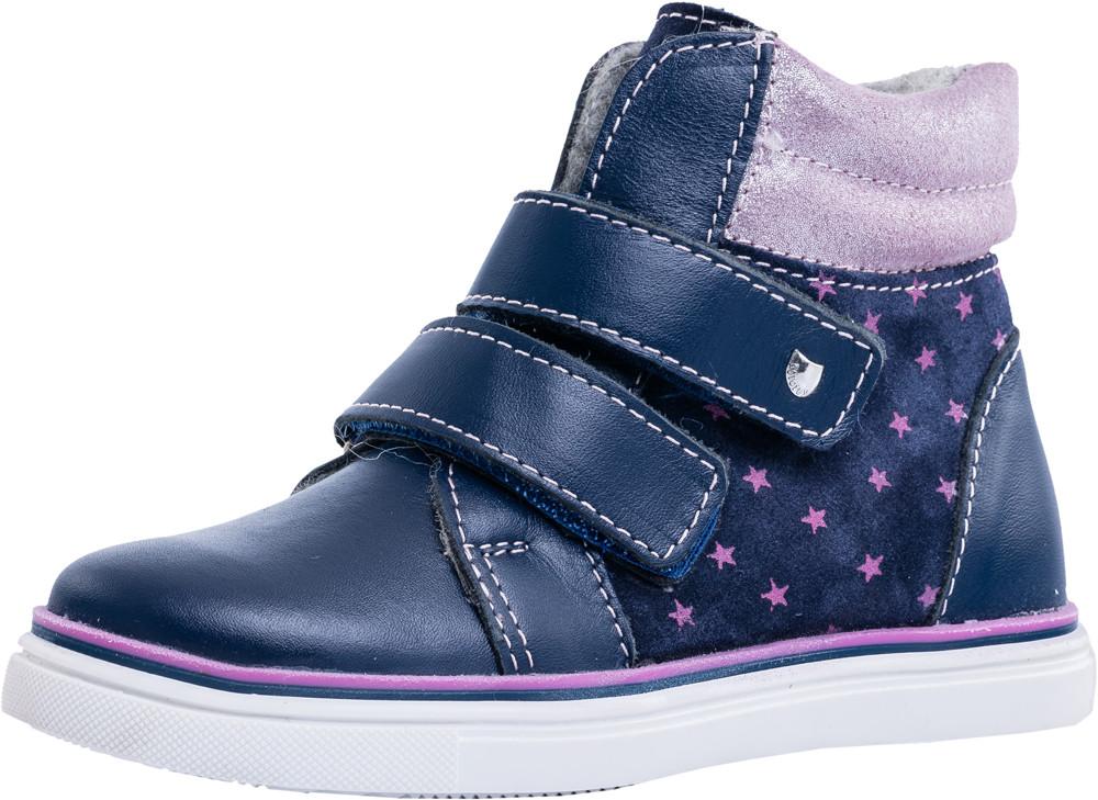 Детские ботинки и сапожки (байка) Kotf-352156-32