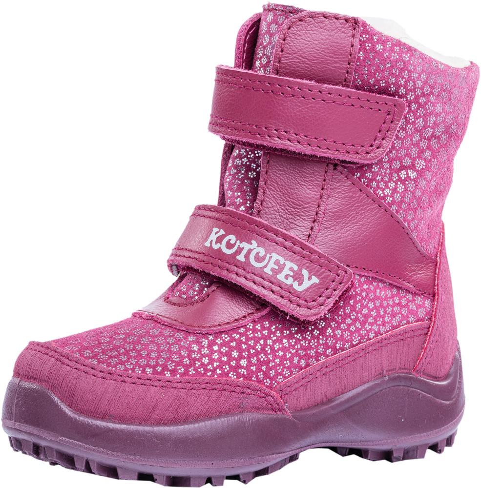 Детские ботинки и сапожки (шерстяной мех) Kotf-352162-41