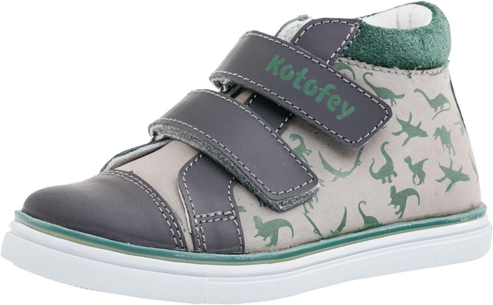 Детские ботинки и сапожки (кожподкладка) Kotf-352163-21_27