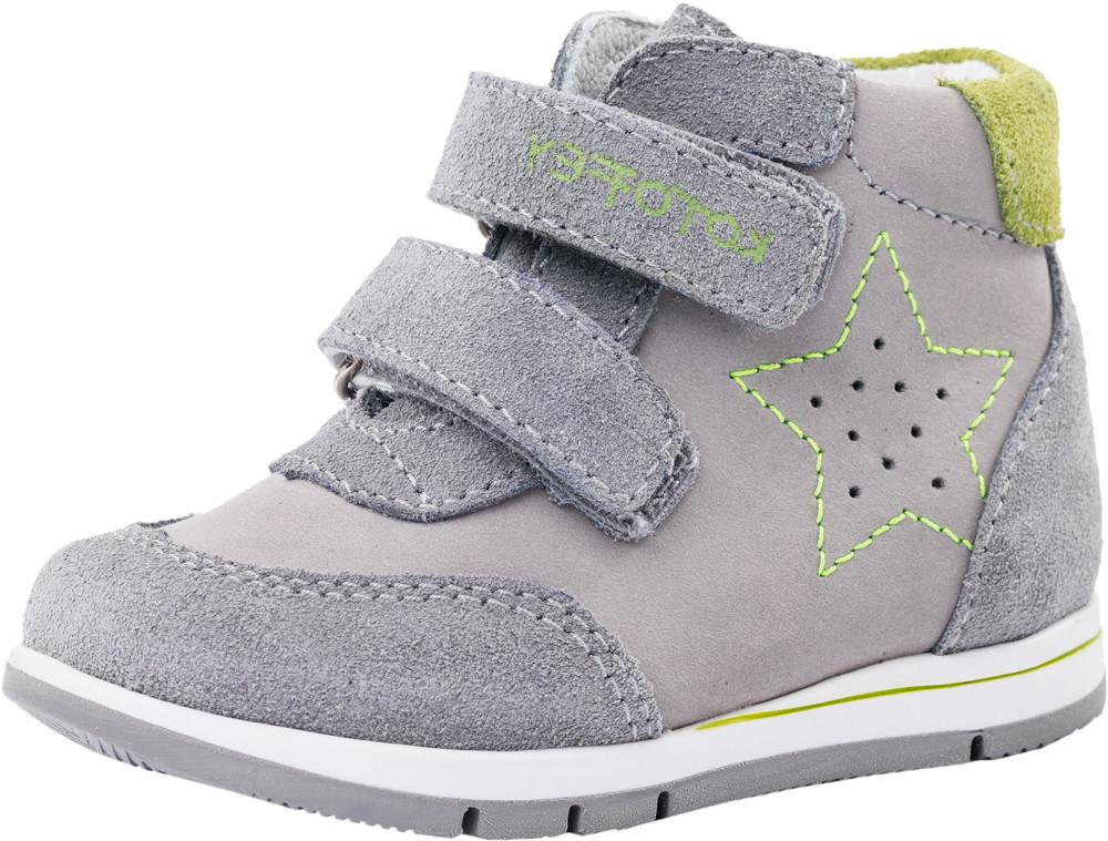 Детские ботинки и сапожки (кожподкладка) Kotf-352167-22