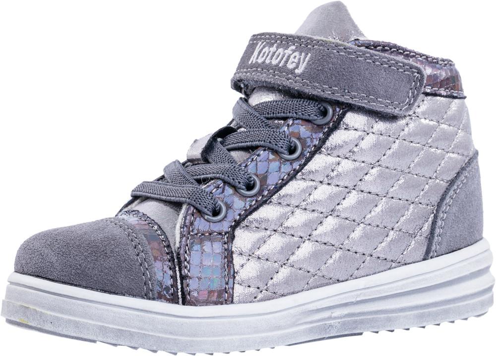 Детские ботинки и сапожки (байка) Kotf-354021-31