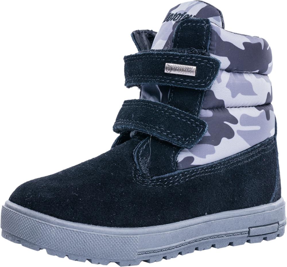 Детские ботинки и сапожки (шерстяной мех) Kotf-354022-42