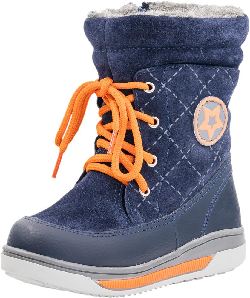 Детские ботинки и сапожки (шерстяной мех) Kotf-362068-42