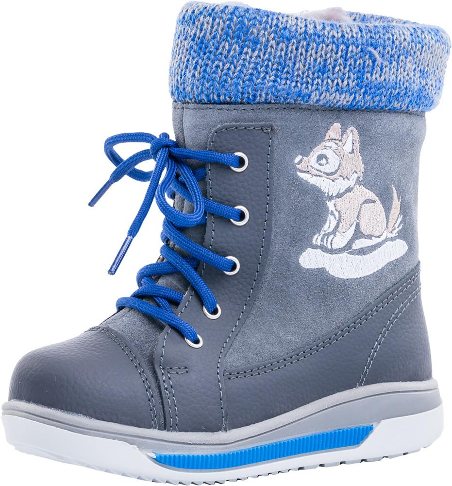 Детские ботинки и сапожки (натуральный мех) Kotf-362084-52