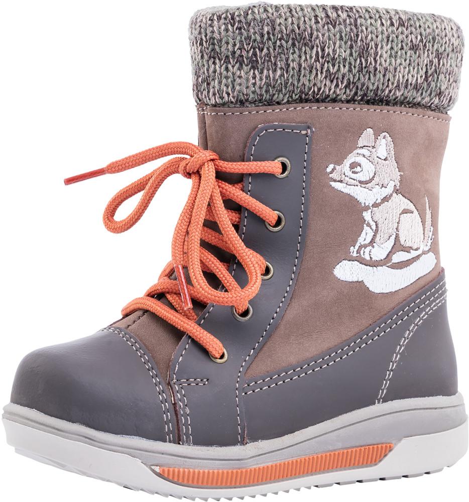 Детские ботинки и сапожки (натуральный мех) Kotf-362084-53