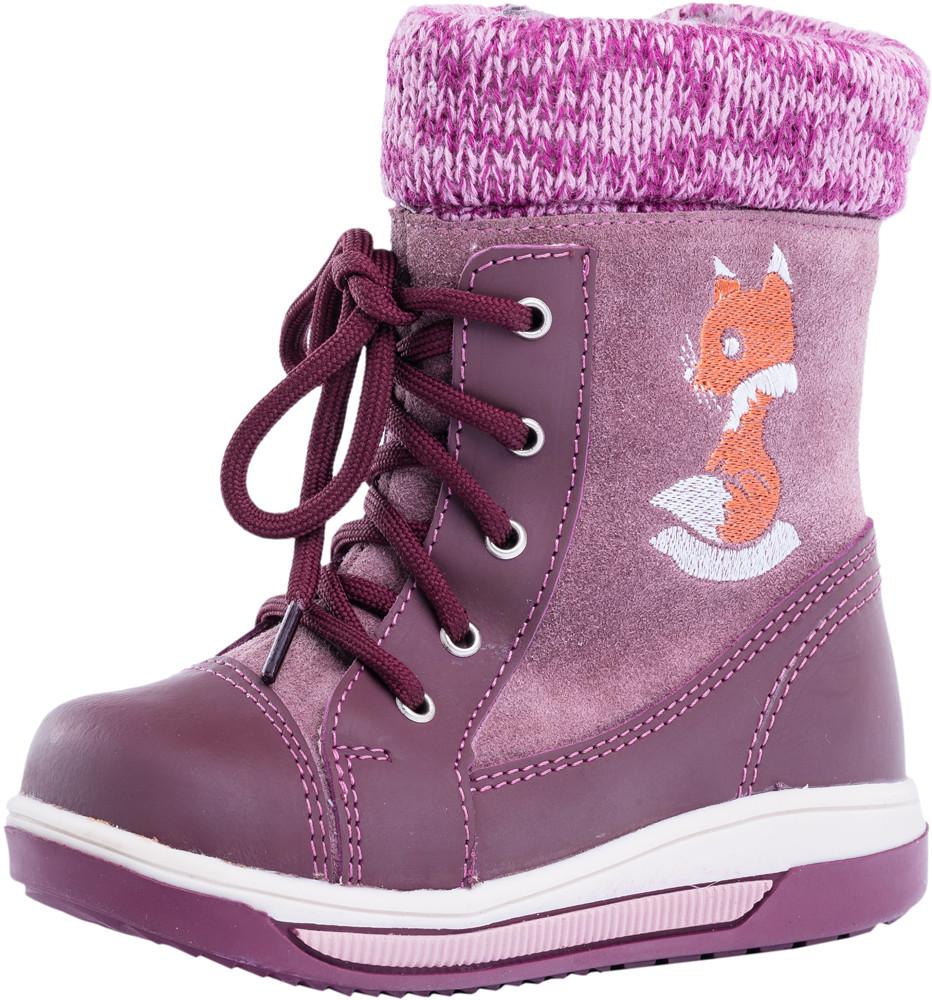 Детские ботинки и сапожки (натуральный мех) Kotf-362085-51