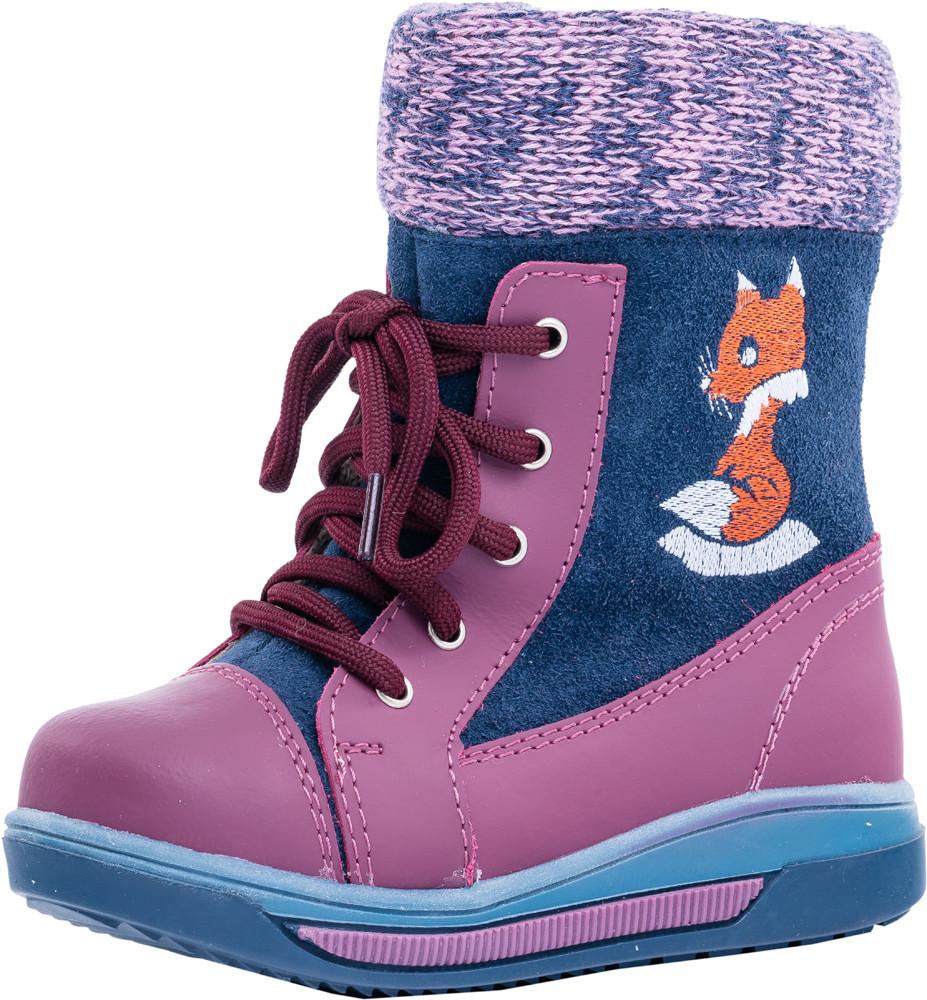 Детские ботинки и сапожки (натуральный мех) Kotf-362085-52