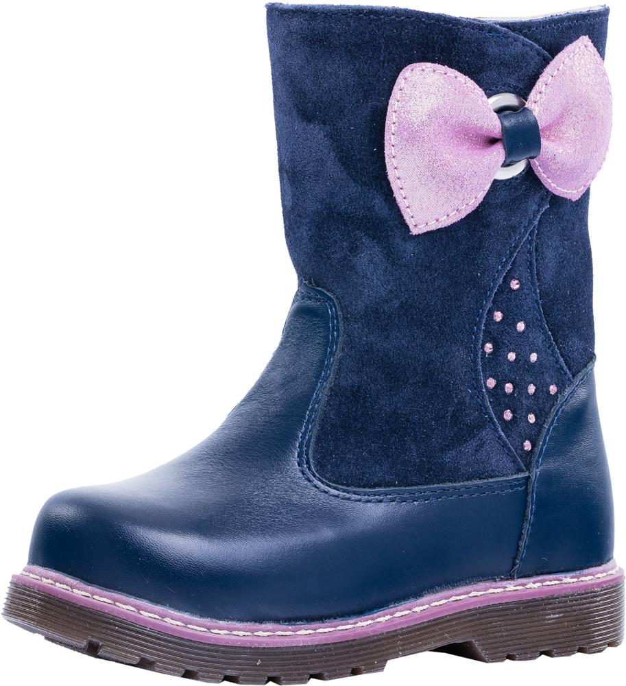 Детские ботинки и сапожки (натуральный мех) Kotf-362087-52