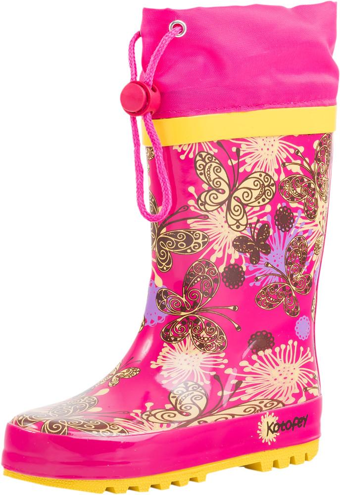 Детские резиновая обувь Kotf-366134-11
