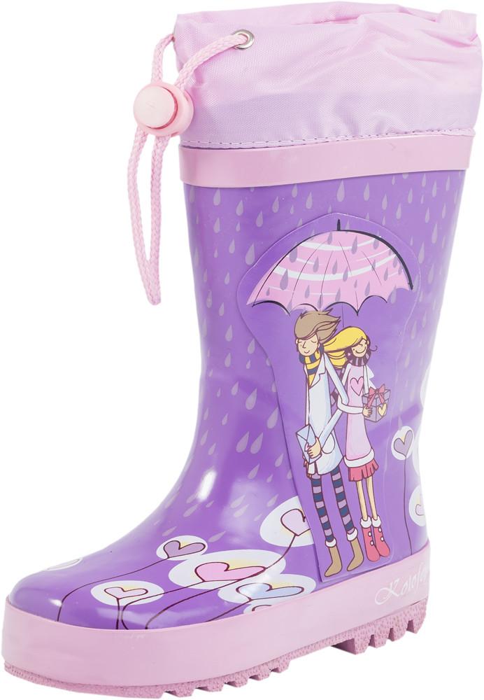 Детские резиновая обувь Kotf-366141-11