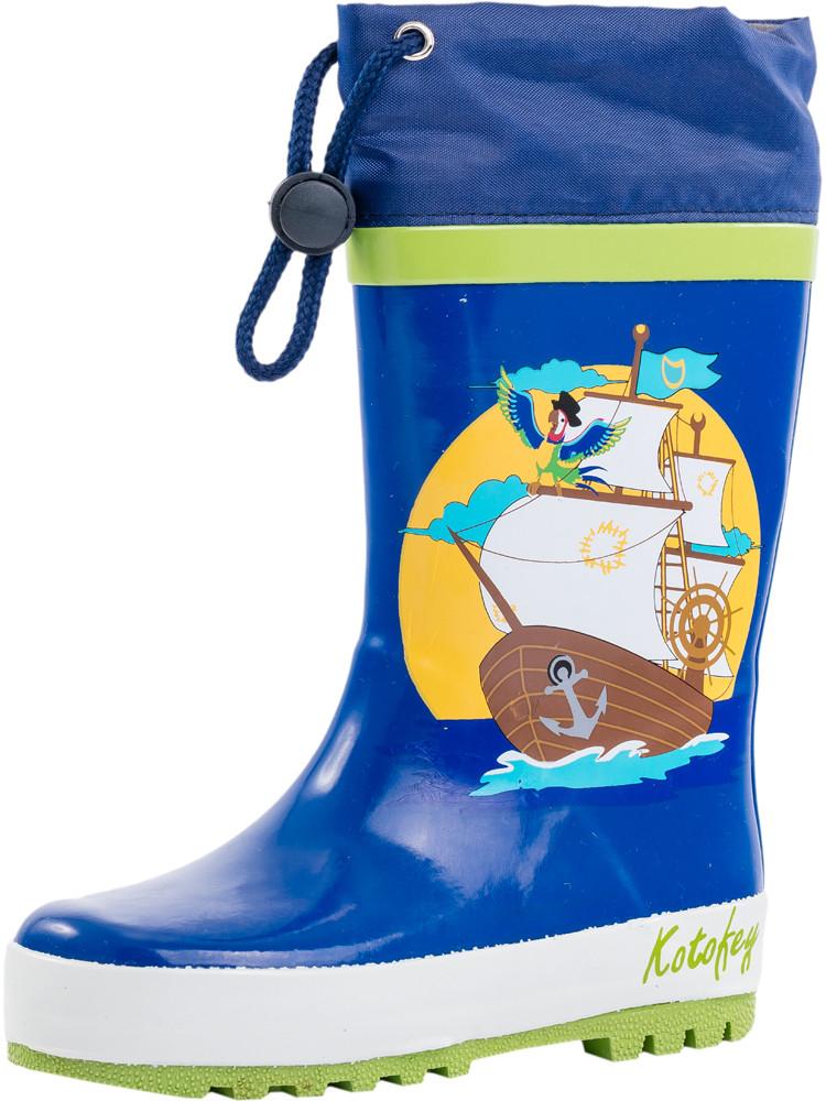 Детские резиновая обувь Kotf-366161-11