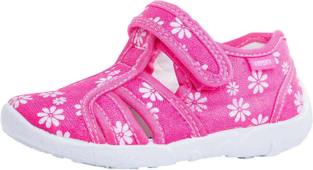 Детские текстильная обувь Kotf-421016-12