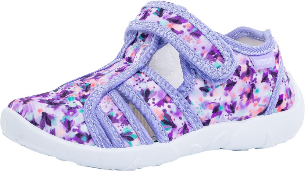 Детские текстильная обувь Kotf-421017-12