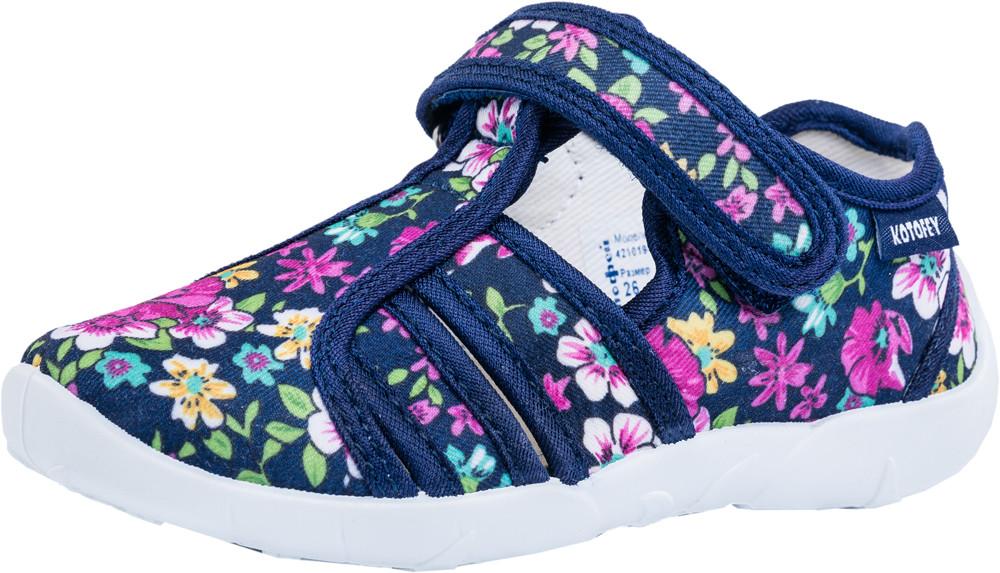 Детские текстильная обувь Kotf-421019-11