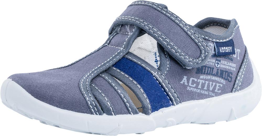 Детские текстильная обувь Kotf-421020-13