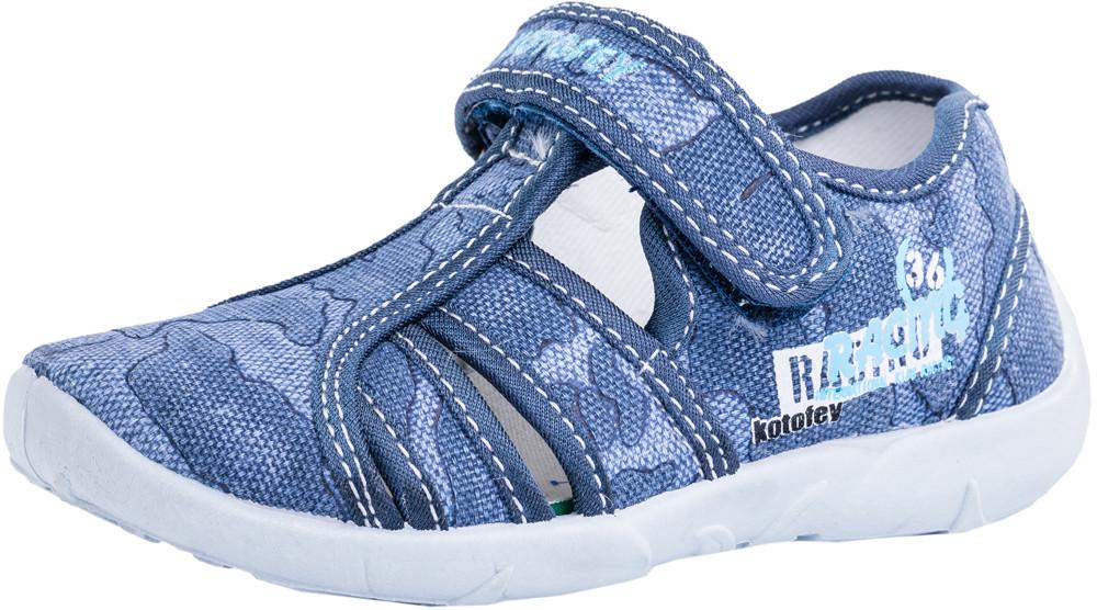 Детские текстильная обувь Kotf-421021-11