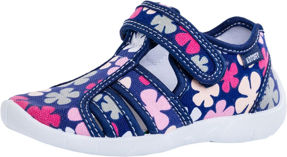Детские текстильная обувь Kotf-421023-11