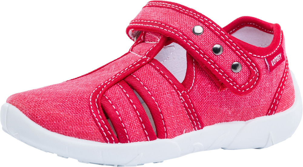 Детские текстильная обувь Kotf-421024-12