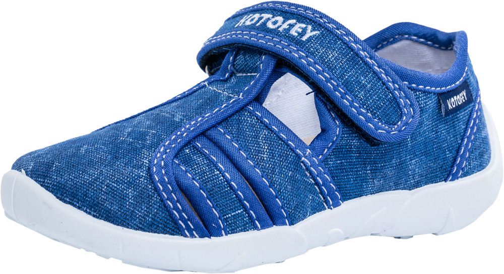 Детские текстильная обувь Kotf-421025-11