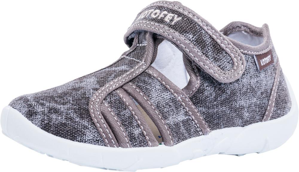 Детские текстильная обувь Kotf-421026-11