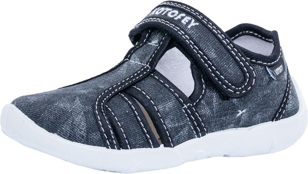 Детские текстильная обувь Kotf-421026-15
