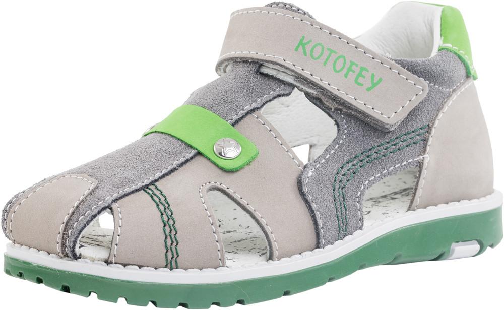 Детские туфли летние Kotf-422056-22
