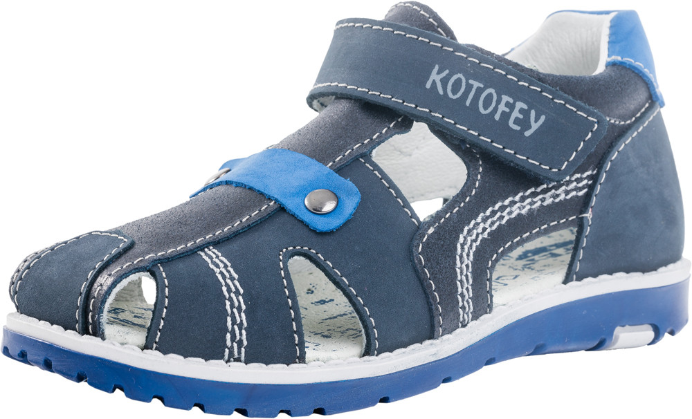 Детские туфли летние Kotf-422056-23