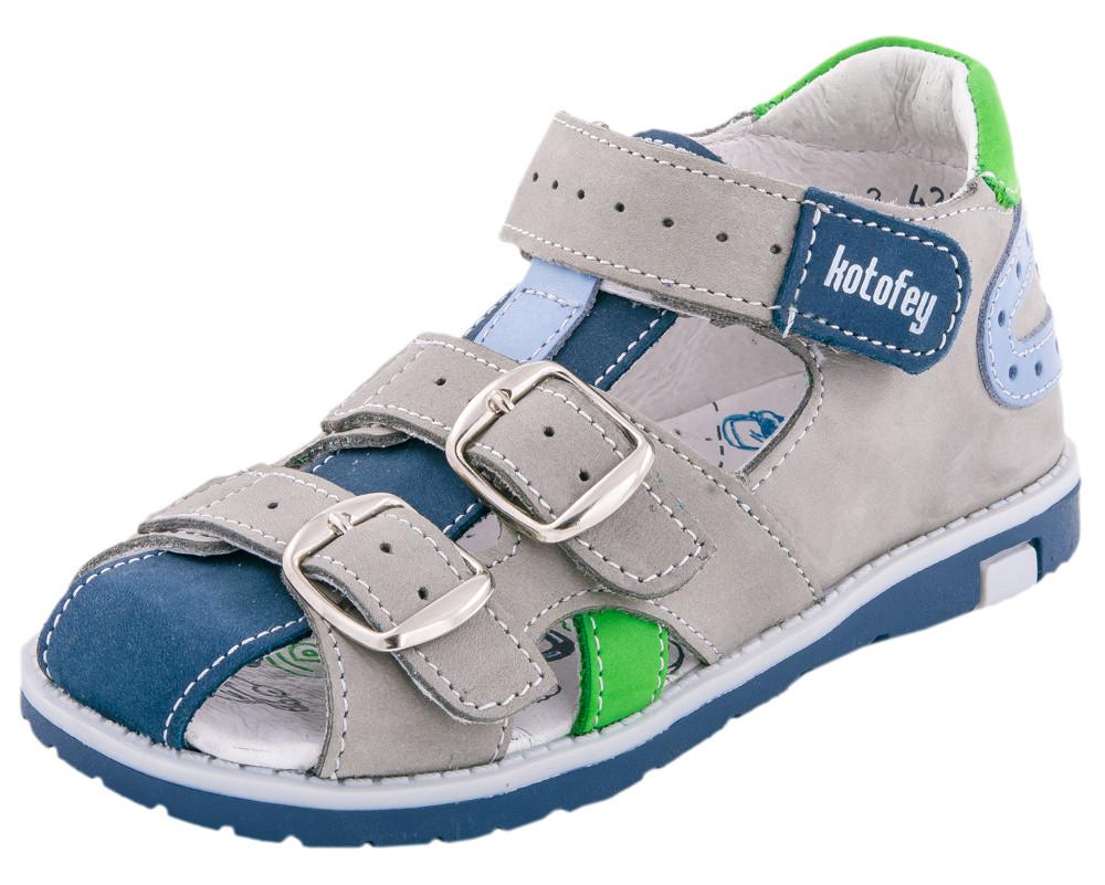 Детские туфли летние Kotf-422057-21