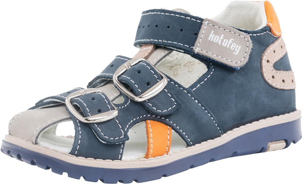 Детские туфли летние Kotf-422057-22