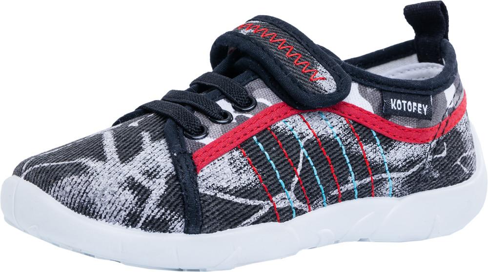 Детские кеды/текстильная обувь Kotf-431113-11
