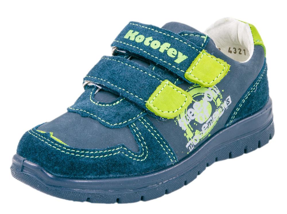Детские туфли, полуботинки Kotf-432113-22