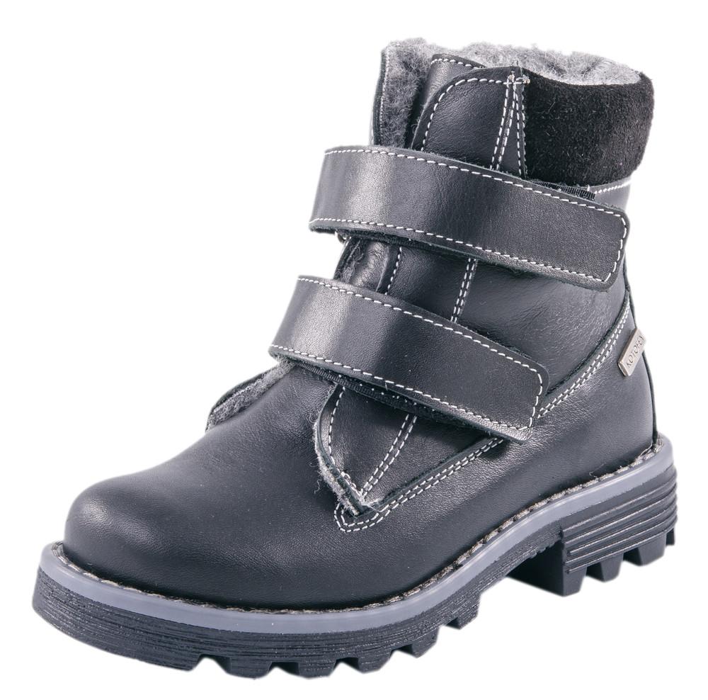 Детские ботинки и сапожки (шерстяной мех) Kotf-452070-42