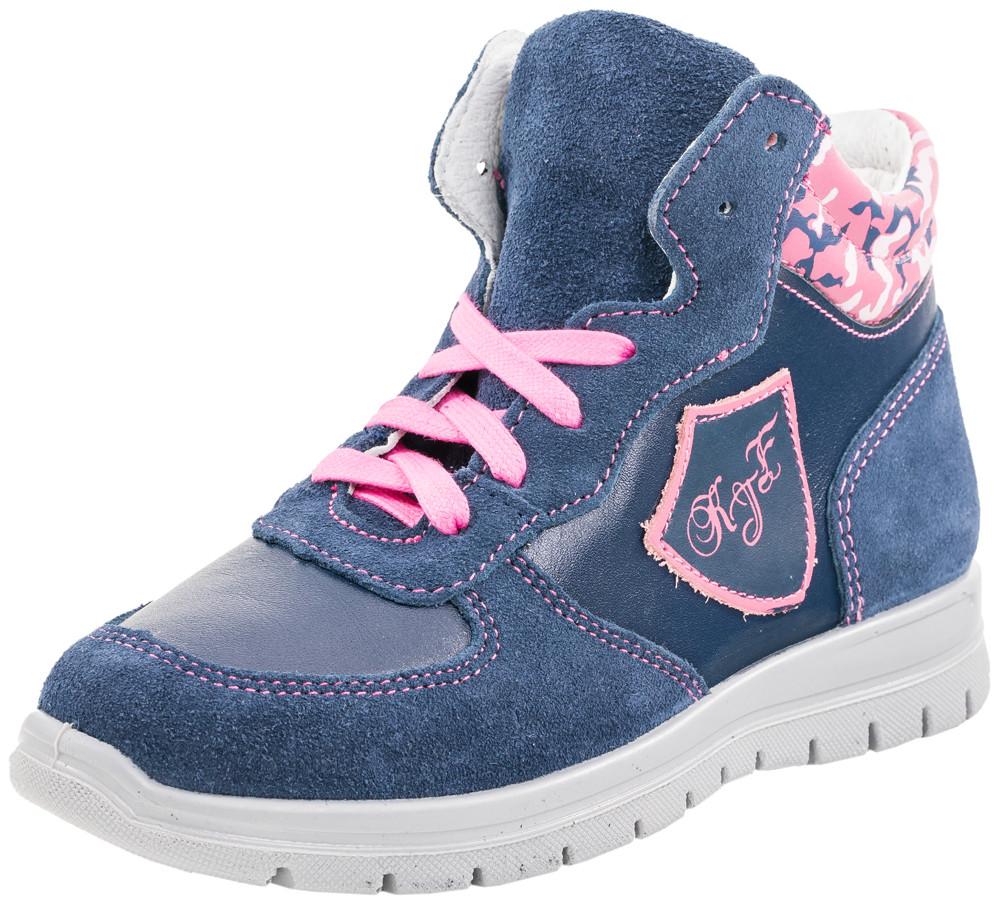 Детские ботинки и сапожки (кожподкладка) Kotf-452082-21