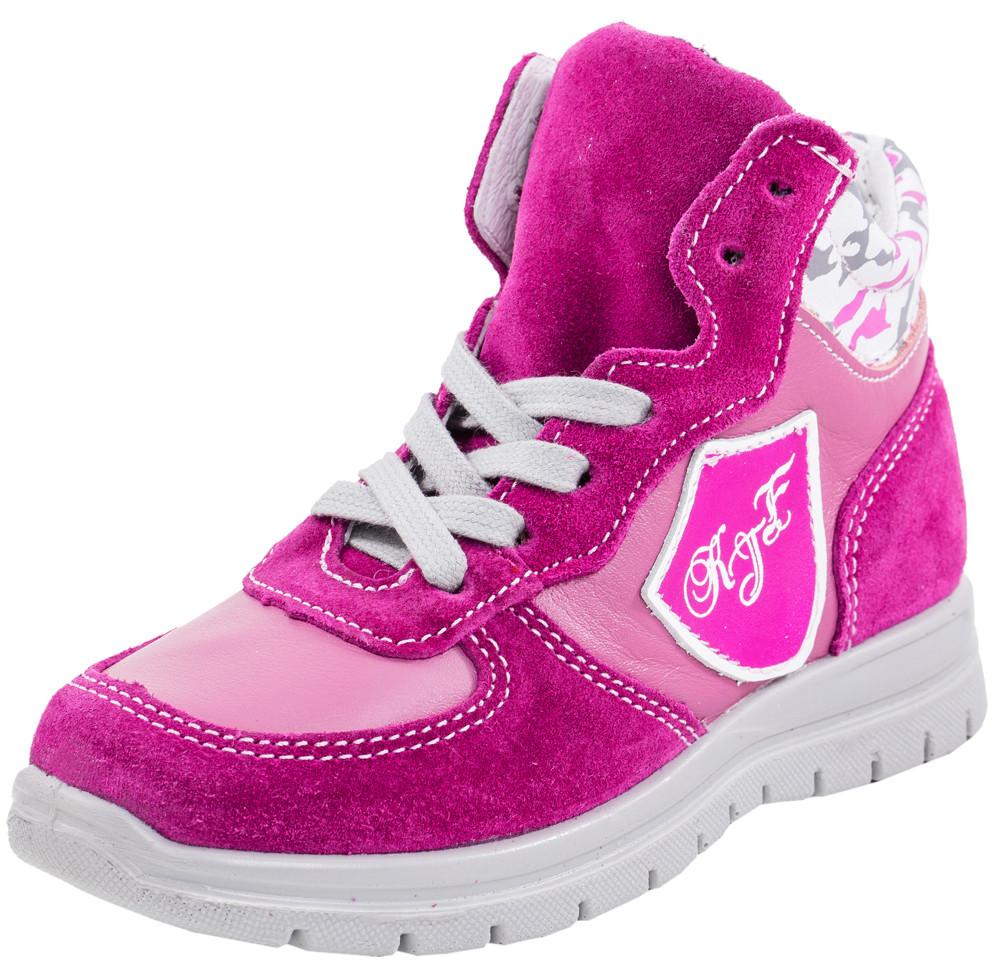 Детские ботинки и сапожки (кожподкладка) Kotf-452082-22