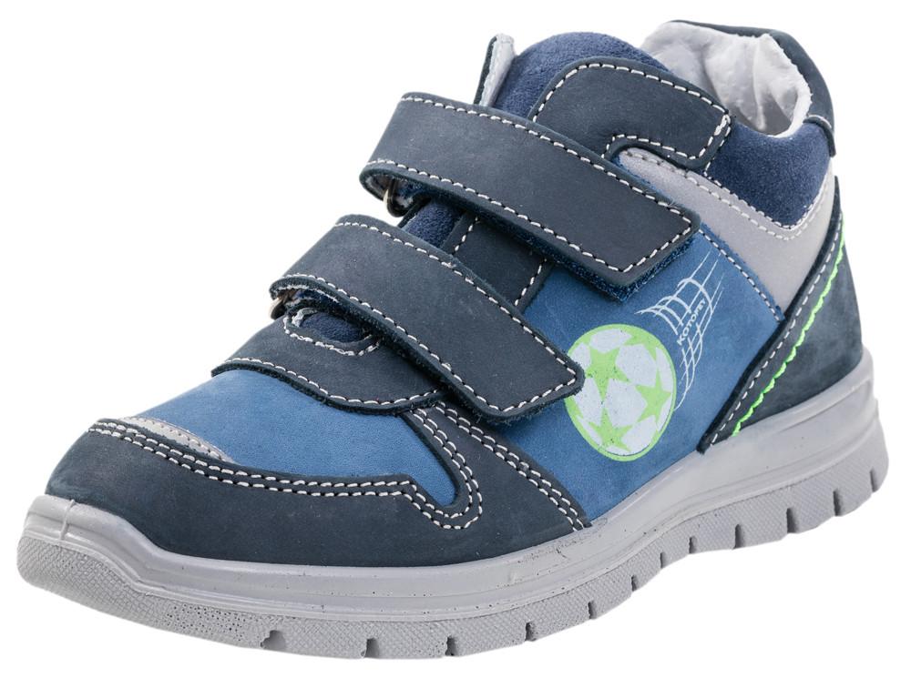 Детские ботинки и сапожки (кожподкладка) Kotf-452085-22
