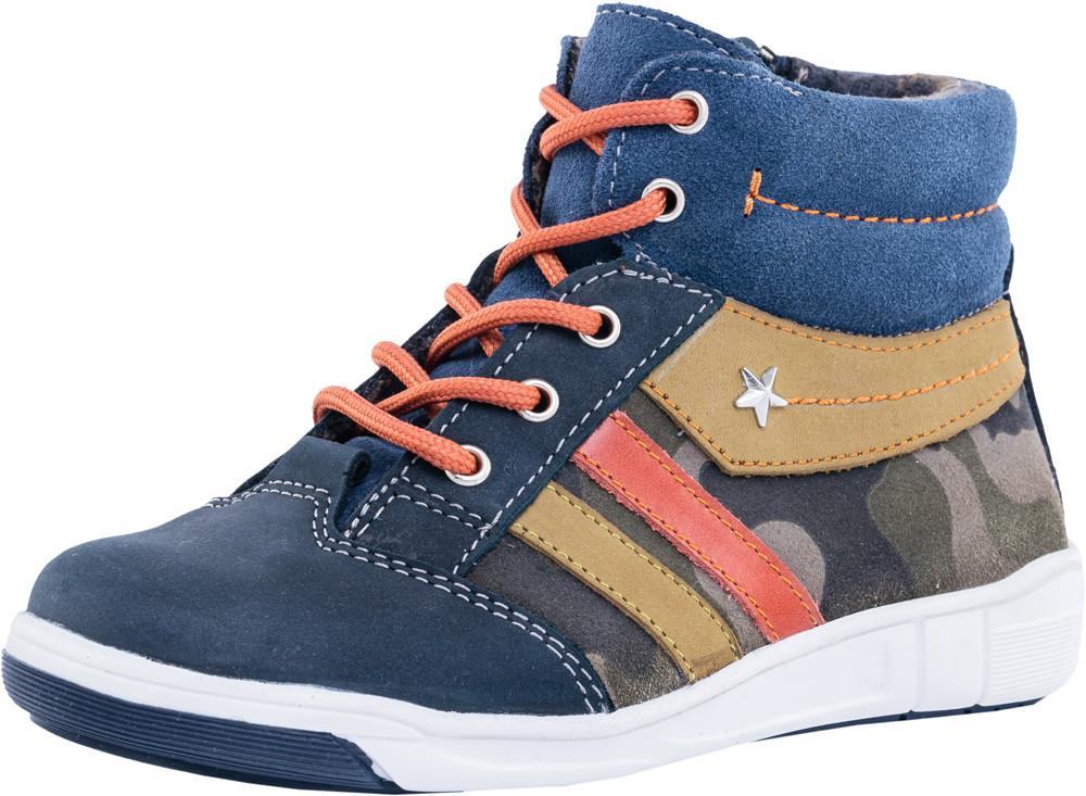 Детские ботинки и сапожки (байка) Kotf-452093-31