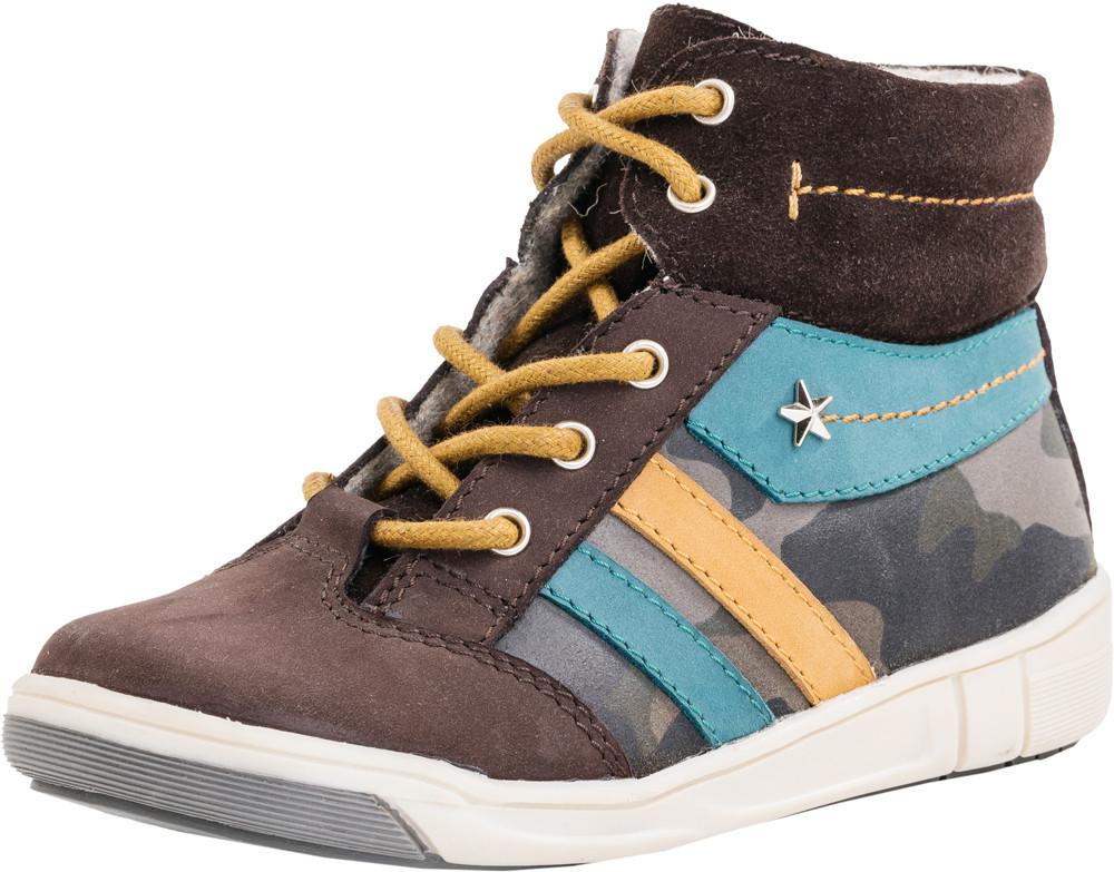 Детские ботинки и сапожки (байка) Kotf-452093-32