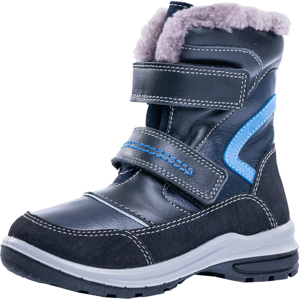 Детские ботинки и сапожки (натуральный мех) Kotf-452101-51