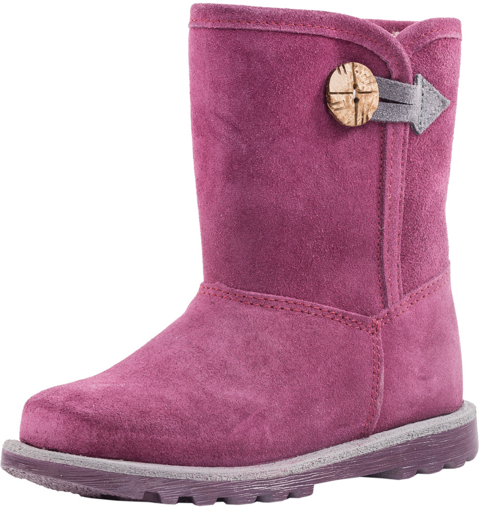Детские ботинки и сапожки (шерстяной мех) Kotf-462064-45