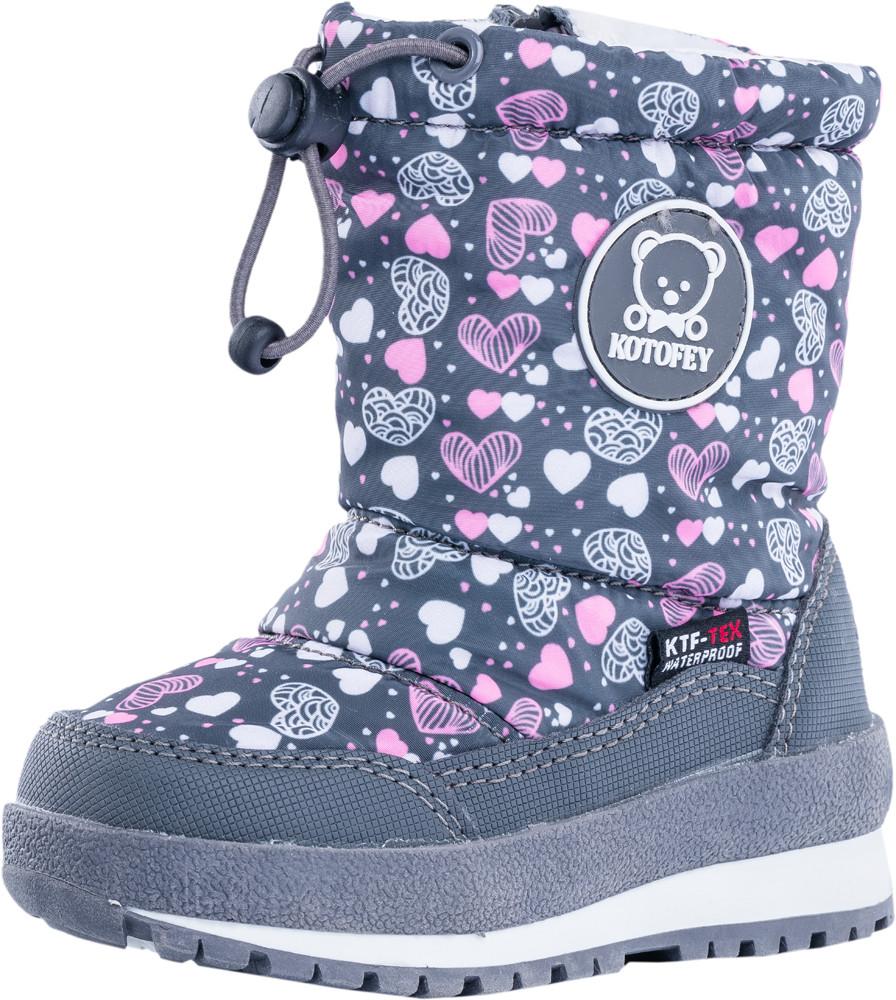 Детские мембранная обувь Kotf-464914-41