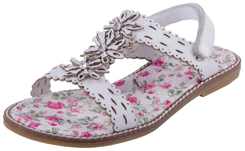 Детские туфли летние Kotf-522058-21